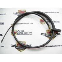 Cable freno de mano trasero derecho Renault 4, F6 y 6 Súper 121,9cm.