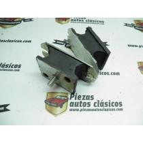 Par de silemblocks soporte motor Simca 1000