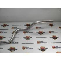 Tramo central tubo de escape Renault 5 motor 1.1 ref origen 7700551921