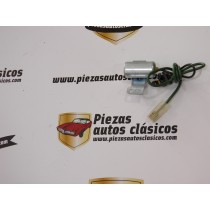 Condensador para delco Bosch Renault 4, 5, 6, 7, 8, 12 Ref: Bosch 9 231 140 278