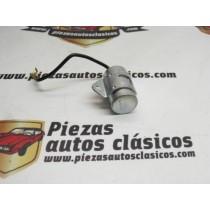 Condensador delco Femsa tipo DF4 Renault 4,5,6,8,10,12 , Simca 1000, Seat 850 y Authy