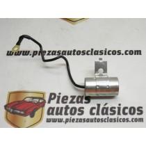 Condensador delco Femsa DJ4 Renault 4,5,6,7,12