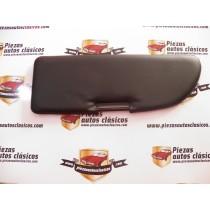 Parasol  negro Seat 600