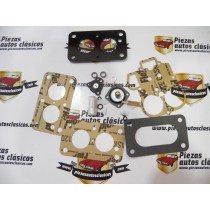 Kit de reparación del carburaror Renault 5 Alpine turbo, R12.. WEBER 32 DIR 75-100