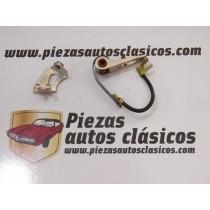 Juego de platinos Renault 4, 5, 16, 18, Fuego Ref: 7701200739