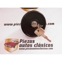 Tapón de gasolina Negro Renault 4