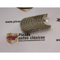 Juego casquillos de bancada STD  Renault  4, 5, 6, 7, 8 , 10 y 12 Ref:7702039701-STD