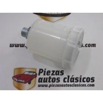 Depósito líquido de frenos  Renault 4 y 6 roscado