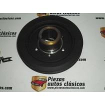 Polea de cigueñal con nucleo elástico Dodge Dart y 3700 GT