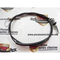 Cable de acelerador  Renault 5 Alpine Turbo  1´59mtr.