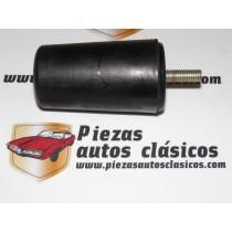 Tope brazo de suspensión inferior Renault 8, 10, 4CV y Gordini Ref: 0830010000