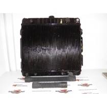 Radiador Dodge de alta capacidad y manguitos necesarios