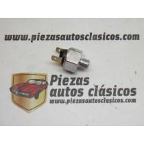 Interruptor de freno hidráulico Renault 4,8,10 Simca 1000 y 1200