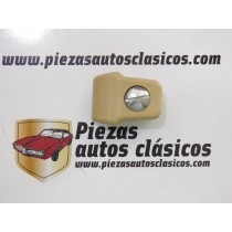 Cerradura corredera cristal color beige Renault 4