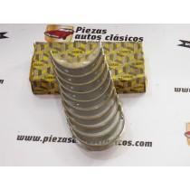 Juego De Casquillos De Bancada (0,25) Renault 5, Alpine turbo, TS, TX, 4, 6, 12 TS....