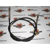 Cable Freno De Mano Seat 127