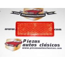 Catadióptrico Reflectante Paragolpes Trasero Renault 5 Ref:7701348649