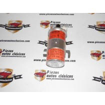 Bobina roja Bosch de alto rendimiento 12V para encendido electrónico (4 cilindros)