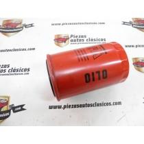 Filtro de aceite Seat 1500