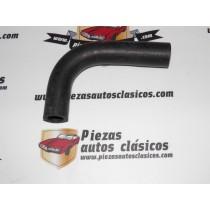 Manguito Retorno Agua Calefactor Seat 124 y 1430  Ref:FA18633300
