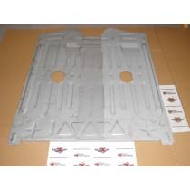 Suelo  Completo (kit 3 piezas)  Renault  4 y 6