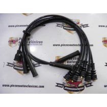 Juego de cables de bujía Seat 600 , 1500 , 850 , 133 y Simca 1000