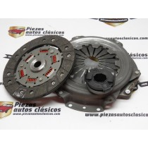 Kit Embrague Renault 4,5,6,7,8 y 10 160mm 20 estrías
