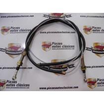 Cable freno de mano Seat 600