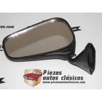 Espejo retrovisor izquierdo Seat Panda y 127 (base plástico liso)