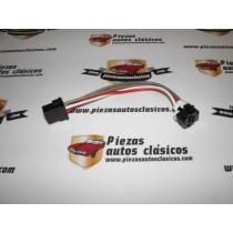 Cableado clausor Renault 4, 6 y 12