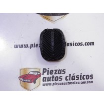 Goma pedal de freno / embrague Seat 850 y133