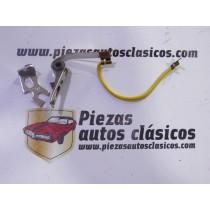 Juego de platinos para delco Ducellier Renault 4, 5, 6, 7... Dodge 3700 GT Ref: 0854137800