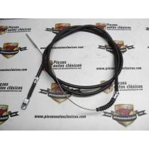 Cable de acelerador Renault 8 y 10