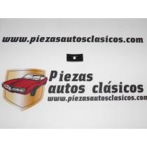 Grapa anagrama  Renault  4, 5, 6, 7, 8 y 10  Ref: 0854214000