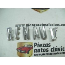 Juego de letras Renault Renault 12 S