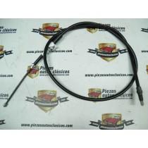 Cable trasero de freno de mano Renault 4 última serie 152,5cm
