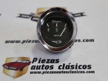 Reloj presión de aceite mod.1  Veglia  52mm.