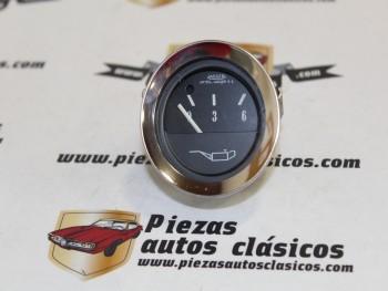 Reloj presión de aceite mod.2  Jaeger 52mm.
