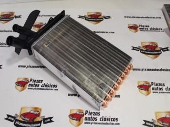 Radiador Calefacción Renault 19 I/II, Clio I, Megane I... Ref: Valeo 883980