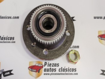 Kit De Rodamientos De Rueda Delantera (25x133x73) Renault 25 y Espace I/II Ref: K82920 / 7701204696