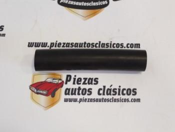 Manguito Respiradero Motor Seat 127, 131, 124, 850 Spider... Ref: 420130163