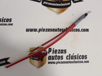 Cable Masa Renault Megane II Ref: 7701466600