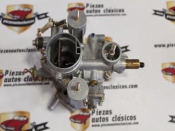 Carburador Weber 32 IRF 1 Renault 5 GTL y 7 GTL Motor 1037cc