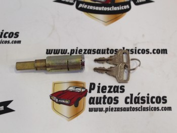 Bombín De Cerradura Citroën 2CV, AZ, AZL, AZN, AZU... Ref: Cláusor 60-80