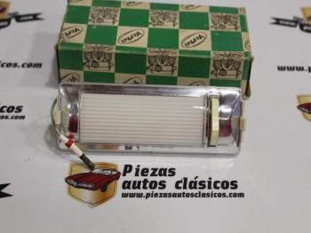 Plafón Luz Interior Simca 1200 y Chrysler 180 Ref:0093500015
