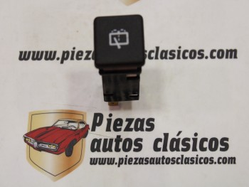 Interruptor limpiaparabrisas Seat 127, Ritmo, Ronda 4 terminales (negro)