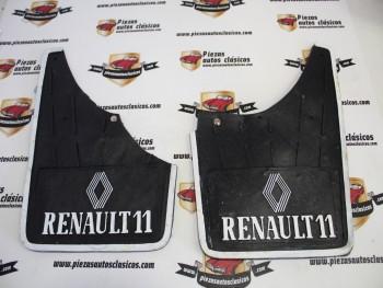 Faldetas Renault 11