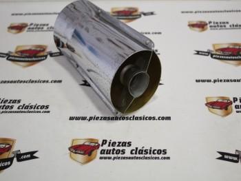 Cola de escape universal medidas de 35-50mm (antiguo stock)