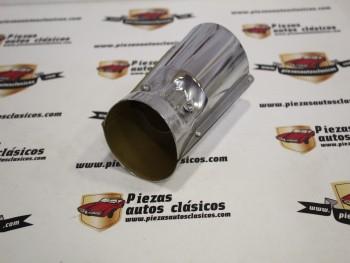 Cola de escape universal medidas de 25-40 mm (antiguo stock)