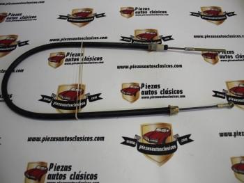 Cable embrague Seat 132 Diésel (motor Mercedes) 1020mm Ref: 903083